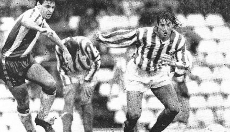 Hoy hace 30 años. Espanyol 2 Betis 2.