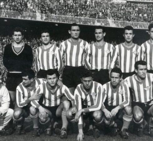 Alineación Real Madrid-Betis Liga 1959.