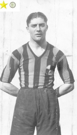 Grandes adversarios del Balompié. Giuseppe Meazza.