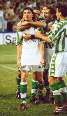 Hoy hace 20 años. Betis 3 Real Madrid 1.