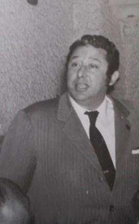 Hoy hace 20 años. Fallece Juan Del Nido.