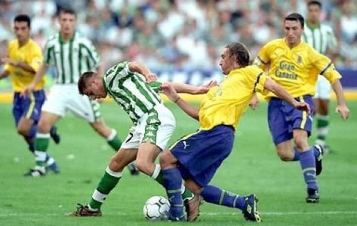 Hoy hace 20 años. Betis 1 Las Palmas 0.