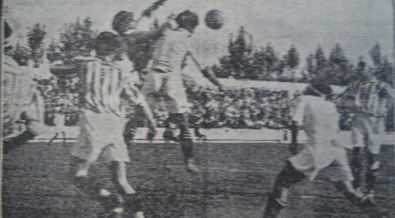 Hoy hace 90 años. Sevilla 4 Betis 2.
