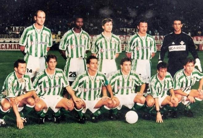 Hoy hace 25 años. Atlético Madrid 2 Betis 2.