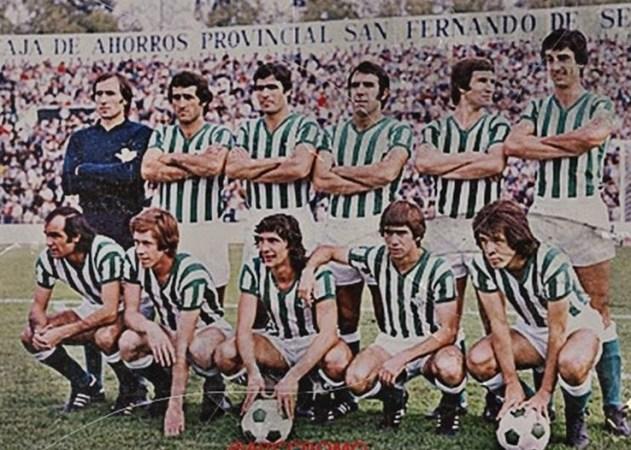 Hoy hace 45 años. Betis 1 Celta 0.
