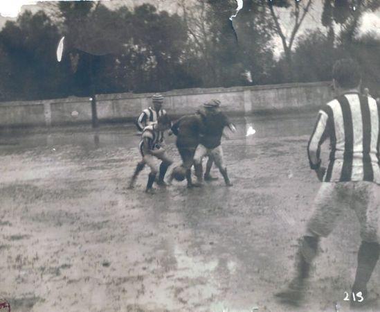 Hoy hace 110 años. Sevilla Balompié 2 Español de Cádiz 1.