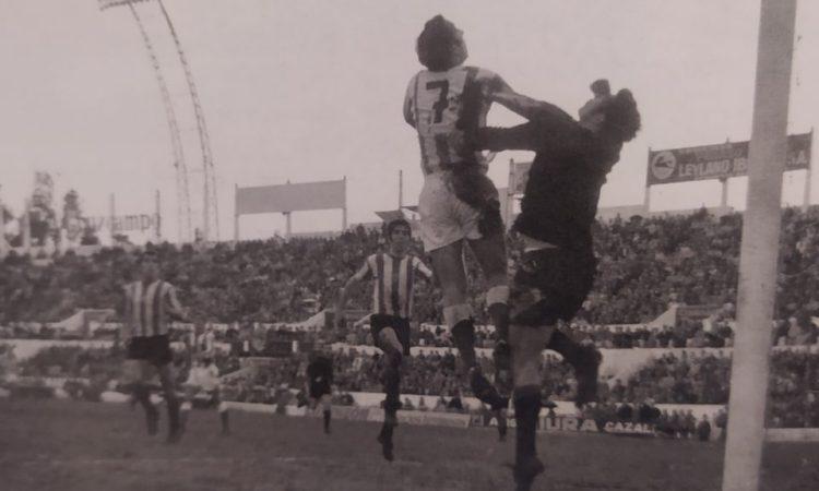 "Los 34 goles de Manuel Pérez ""Macario""."