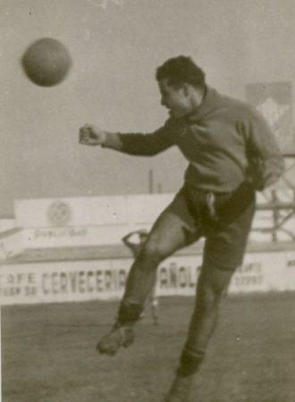 """Los 51 goles de Ramón Blanco """"Roldán""""."""