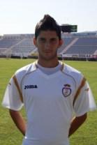 El ex canterano Fran Machado ha marcado dos goles. Foto: Web R. Jaén