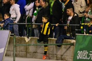 Niño en gol sur (Betis - Tenerife 14/15)