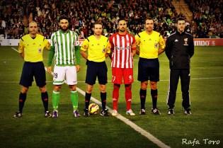 Capitanes (Real Betis 2-1 Girona)