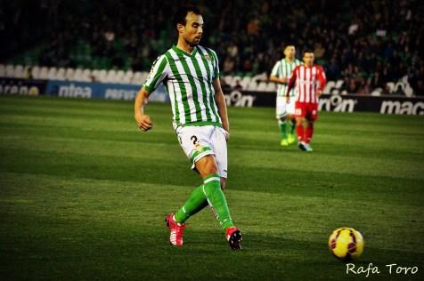 Molinero (Real Betis 2-1 Girona)