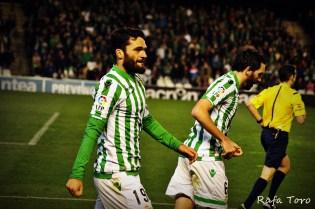 Jorge Molina (Real Betis 2-1 Girona)