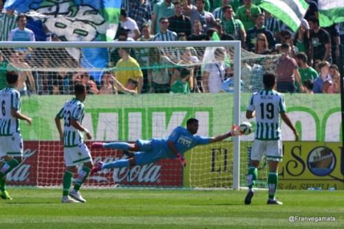 Paradón de Adán (Betis-Valladolid 14/15)