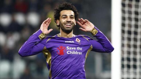 La salida de cuadrado y llegada de Salah han dejado huella esta temporada en Florencia Foto: it.eurosport.yahoo.com