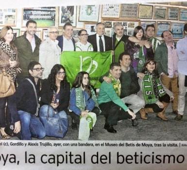 Foto de artículo de La Provincia, diario referencia en Gran Canaria