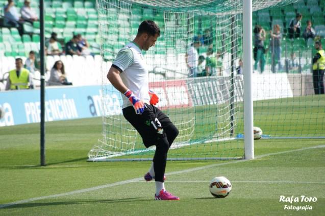 Adán (Real Betis 3-0 Osasuna)