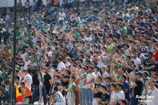Afición (Real Betis 3-0 Osasuna)