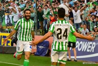 Gol Ruben Castro (Betis-Alcorcon 14/15)