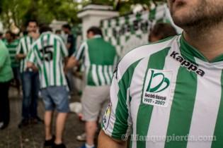 Afición antes del Betis - Alcorcón