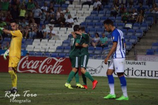 Gol de Molina (1-1)