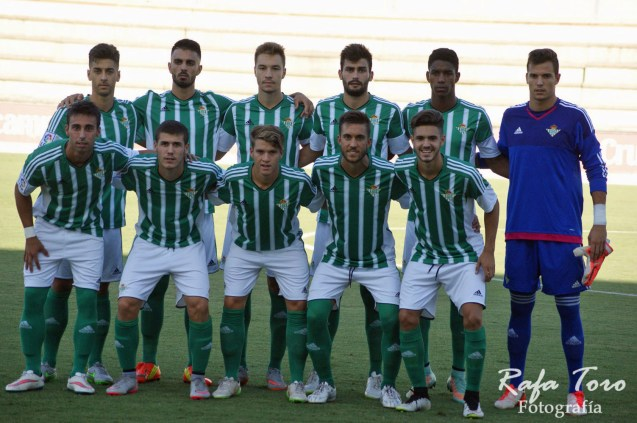 Once del Betis B