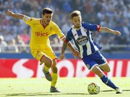 Deportivo de La Coruña - SPorting. Foto: mundodeportivo