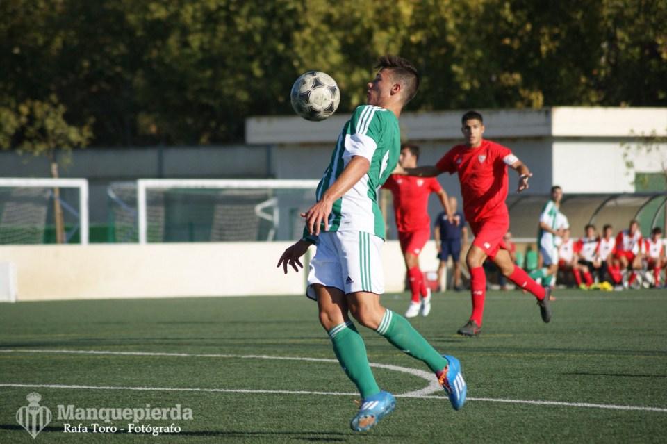 RBB Juvenil B 1-2 Sevilla F.C. Foto: Rafa Toro