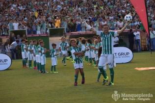 Presentación de Joaquín. Foto: Rafa Toro