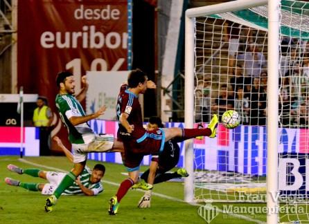 Gol de Ruben Castro (R.Betis - R.Sociedad 15/16)