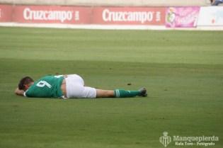 Real Betis B 2-4 Jaén. Foto: Rafa Toro