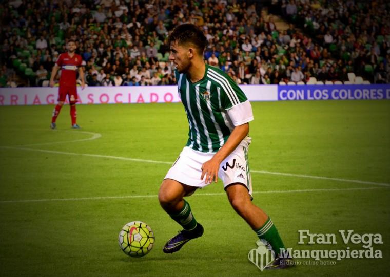 Dani Ceballos (Betis-Español 15/16)