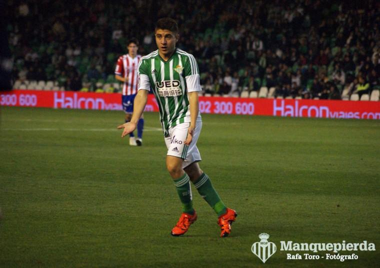 Real Betis 2-0 Sporting (Copa). Foto: Rafa Toro