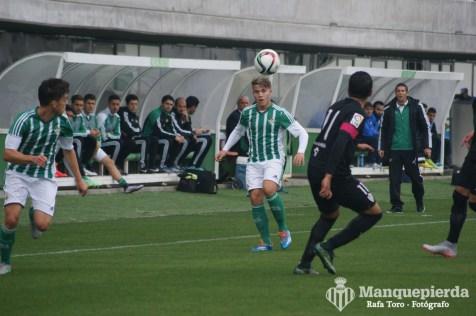 Real Betis B 3-1 Almería B. Foto: Rafa Toro