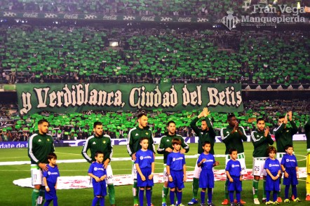 Salida al campo (Betis-Sevilla 15/16)