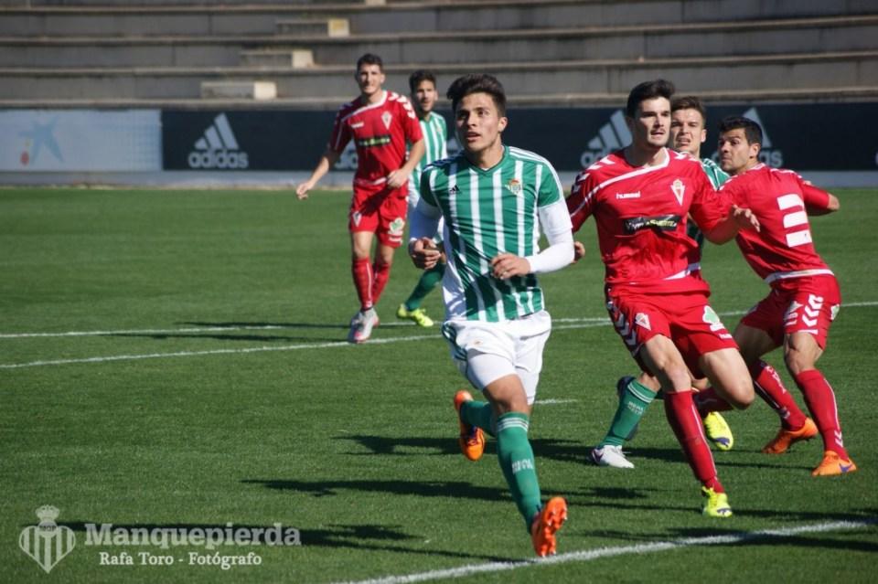 Betis B 0-0 Murcia. Foto: Rafa Toro