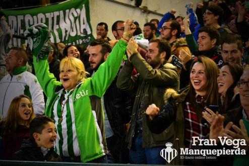 La afición recupera la alegría (Betis-Madrid 15/16)