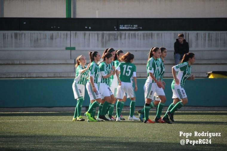 Real Betis Féminas 9-0 Ciconia Negra