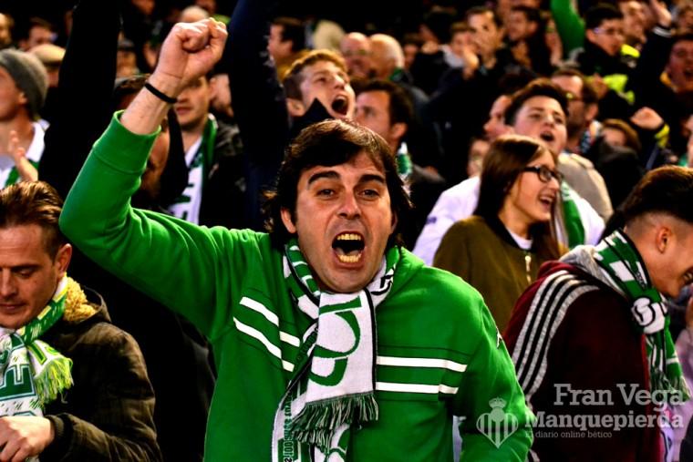 Gol del Betis que empata (Betis-Sporting 15/16)