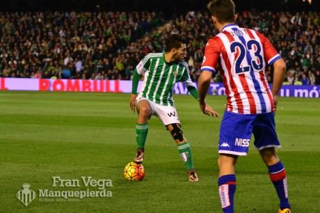 Ceballos (Betis-Sporting 15/16)