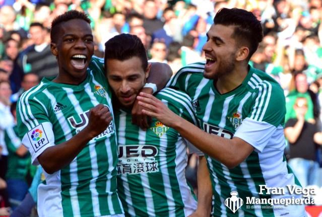 Gol de Ruben Castro