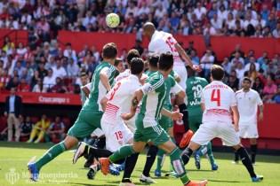 Sevilla 2-0 Real Betis. Foto: Rafa Toro