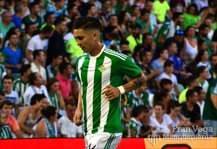Felipe Gutierrez (Betis-Deportivo 16/17)