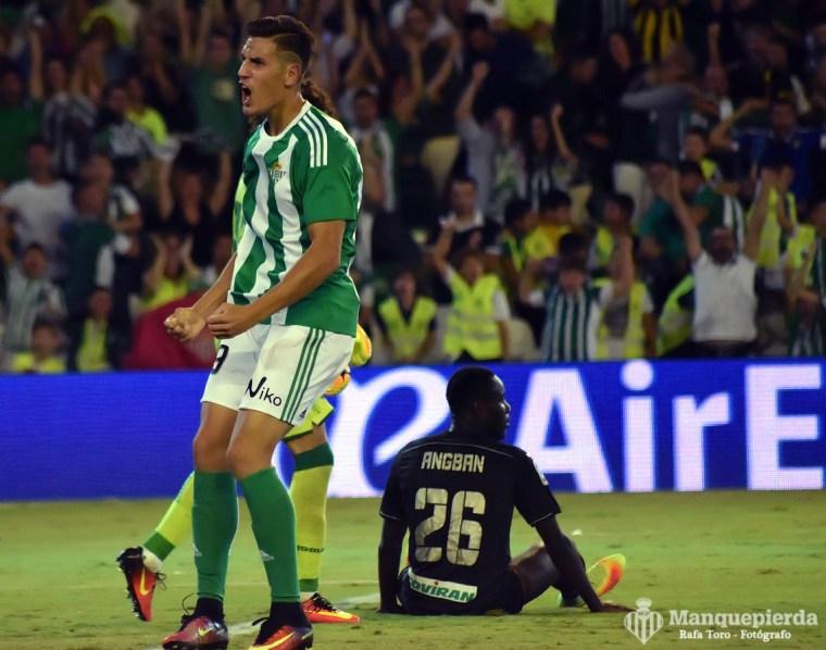 Real Betis 2-2 Granada. Foto: Rafa Toro