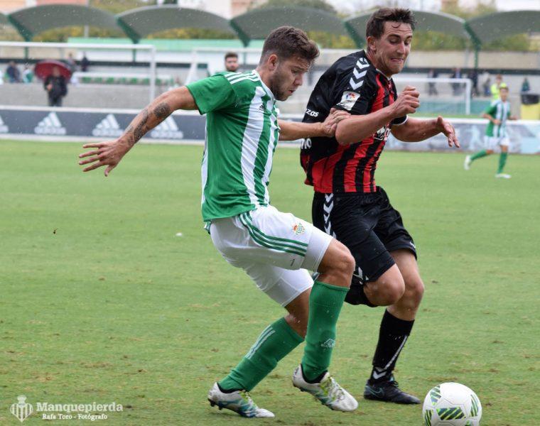 Aitor Ruibal salió para 33 minutos pero fue el héroe del partido con su gol y asistencias.