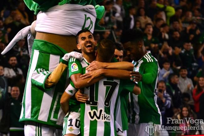 La gloria (Betis-Las Palmas 16/17)