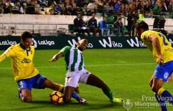 Entrada a Musonda (Betis-Las Palmas 16/17)