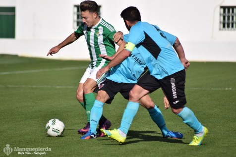 Betis B 2-1 Atlético Espeleño. Foto: Rafa Toro