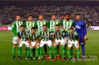 Alineación (Betis-Athletic 16/17)