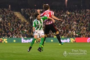 Ruben Castro ante titanes (Betis-Athletic 16/17)